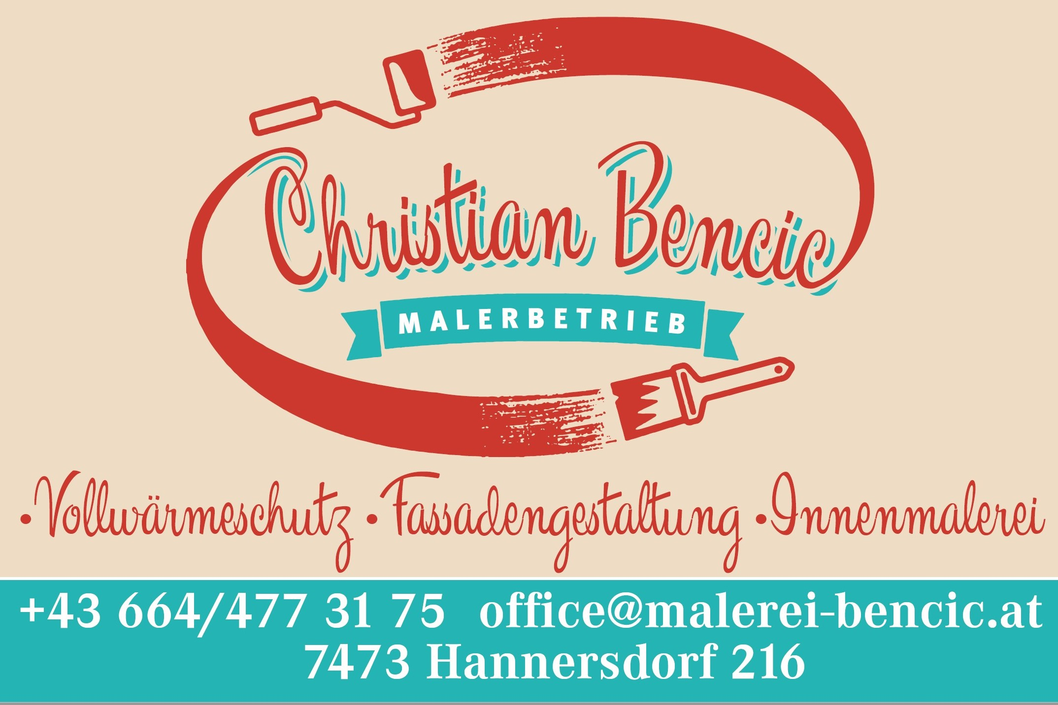 Malerbetieb Christain Bencic